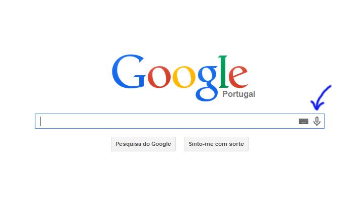 """Já pode """"conversar"""" com o Google em português"""