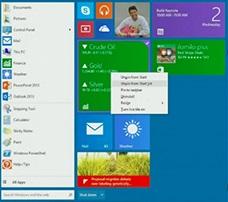 """""""Menu Iniciar"""" do Windows? Só em 2015 com o Windows9 – Threshold!"""