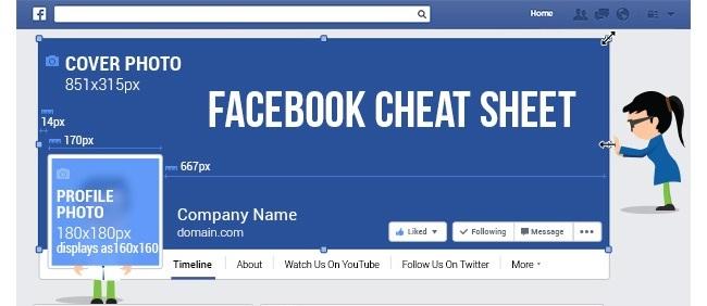 Administra uma página de Facebook? Veja a Cábula perfeita para si.