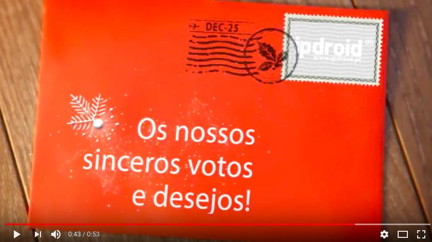 Os nossos Votos em Vídeo! =)