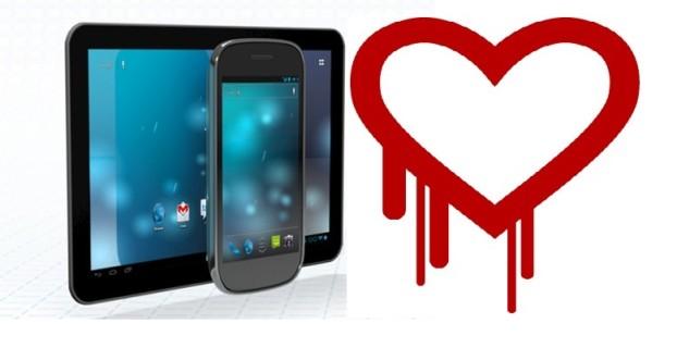 Sabe se o seu Android foi afetado pelo Heartbleed?