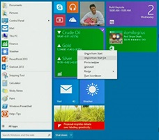 """Menu Iniciar"" do Windows? Só em 2015 com o Windows9 – Threshold!"