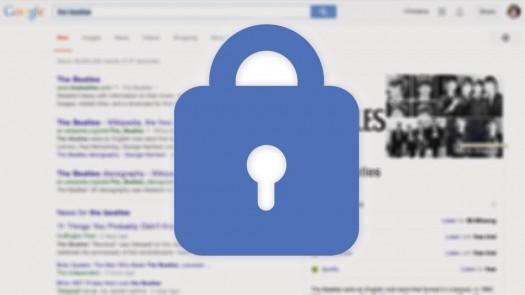 Os sites seguros vão surgir mais acima nos resultados de buscas Google