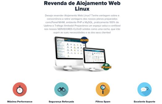Já conhece os novos planos de Revenda de Alojamento Web em Cloud da Ipdroid?