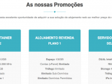 promoções alojamento web